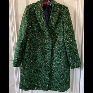J. Crew Daphne coat.